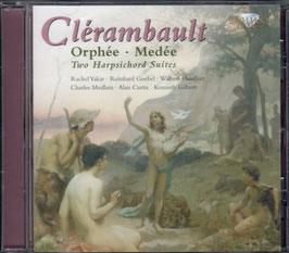 Nicolas Louis Clérambault: Orphée, Medée, Two Harpsichord Suites (Brilliant)