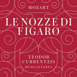 Wolfgang Amadeus Mozart: Le Nozze di Figaro (3CD, Sony)