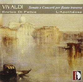 Antonio Vivaldi: Sonate e Concerti per flauto traverso (Stradivarius)