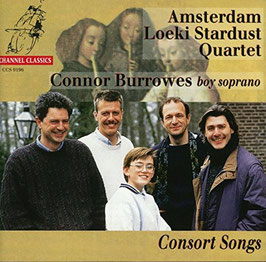 Consort Songs (Channel Classics)