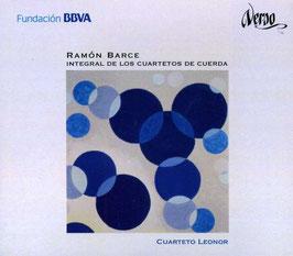 Rámon Barce: Integral de los Cuartetos de Cuerda (3CD, Verso)