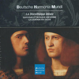 The Perfect Collection, 25 CD's from the legendary Baroque and Early Music label (25CD, Deutsche Harmonia Mundi)