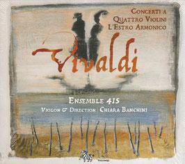 Antonio Vivaldi: L'Estro Armonico, Concerti a Quattro Violini (ZigZag)