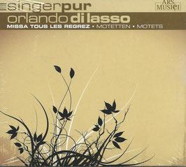 Orlando di Lasso: Missa tous les regrez, Motetten (Ars Musici)