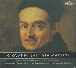 Giovanni Battista Martini: Sacred Vocal Music, Organ Sonatas, Harpsichord Sonatas (Ars Musici)