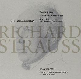 Richard Strauss: Don Juan, Metamorphosen, Songs (Avie)