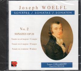 Joseph Woelfl: Sonates Op. 28 (Mandala)