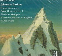 Johannes Brahms: Haydn Variations, Piano Concerto Nr. 1 (Fuga Libera)