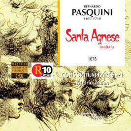 Bernardo Pasquini: Santa Agnese 1678 (oratorio) (2CD, Pierre Verany)