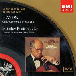 Franz Joseph Haydn: Cello Concertos Nos. 1 & 2 (EMI)