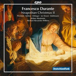 Francesco Durante: Neapolitan Christmas II (CPO)