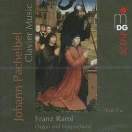 Johann Pachelbel: Clavier-Music Vol. 1 (MDG)