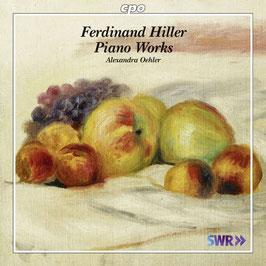 Ferdinand Hiller: Piano Works (CPO)