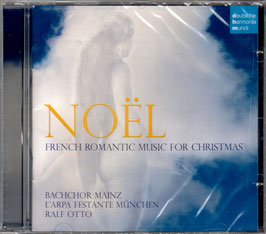 Noël, French Romantic Music for Christmas (Deutsche Harmonia Mundi)