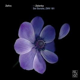 Jan Dismas Zelenka: Sei Sonate, ZWV 181 (2CD, Arcana)
