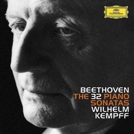 Ludwig van Beethoven: The 32 Piano Sonatas (8CD, Deutsche Grammophon)