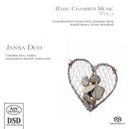 Rare Chamber Music Vol. 1: Bachrich, Toch, Moór, Moser, Schulhoff (SACD, Ars Produktion)