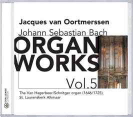 Johann Sebastian Bach: Organ Works (Challenge)