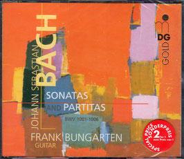 Johann Sebastian Bach: Sonatas and Partitas BWV 1001-1006 (2CD, MDG)