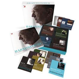 Nikolaus Harnoncourt: The Complete Sony Recordings (61CD, 3DVD, CD-rom met complete teksten en toelichtingen)