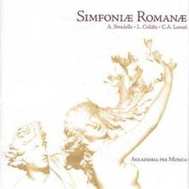 Simfoniae Romanae: Stradella, Colista, Lonati (Capriccio)