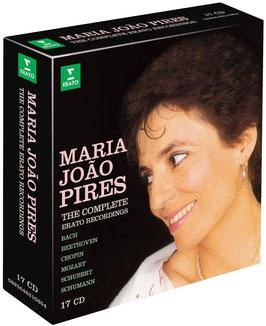 Maria João Pires: The Complete Erato Recordings (17CD, Erato)
