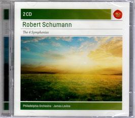 Robert Schumann: The 4 Symphonies (2CD, RCA)