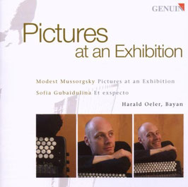 Modest Mussorgsky: Pictures at an Exhibition, Sofia Gubaidulina: Et expecto (Genuin)