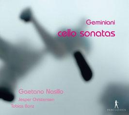 Francesco Geminiani: Cello Sonatas (Pan Classics)