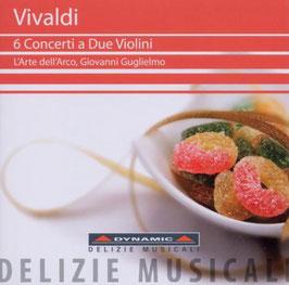 Antonio Vivaldi: 6 Concerti a Due Violini (Dynamic)