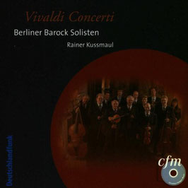 Antonio Vivaldi: Concerti (CFM)