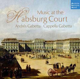 Music at the Habsburg Court: Vivaldi, Ragazzi, Umstatt, Timmer (Deutsche Harmonia Mundi)