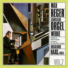 Max Reger: Complete Organ Works Vol. 7 (MDG)
