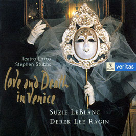 Love and Death in Venice (Virgin Veritas)