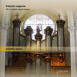 François Couperin: The Complete Organ Masses (2CD, Paladino)