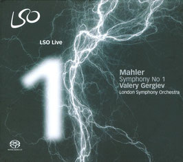 Gustav Mahler: Symphony No. 1 (SACD, LSO Live)