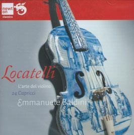 Pietro Antonio Locatelli: L'arte del violino (Newton)