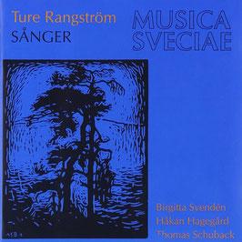 Ture Rangström: Sanger (Musica Sveciae)
