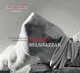 Georg Friedrich Händel: Belshazzar (3CD, Les Arts Florissants)