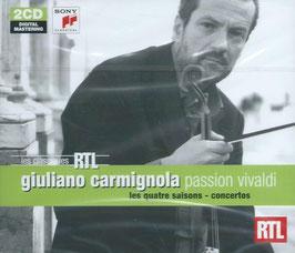 Antonio Vivaldi: Passion Vivaldi, Les Quatre Saisons, Concertos (2CD, Sony)