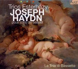 Joseph Haydn: Trios Esterházy pour cors de basset (K617)