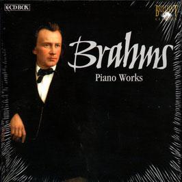 Johannes Brahms: Piano Works (6CD, Brilliant)