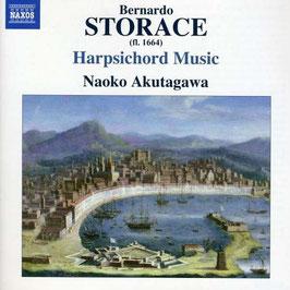 Bernardo Storace: Harpsichord Music (Naxos)
