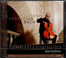 Johann Sebastian Bach: Complete Cello Suites (2CD, Etcetera)