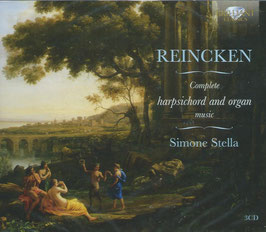 Johann Adam Reincken: Complete Harpsichord and Organ Music (3CD, Brilliant)