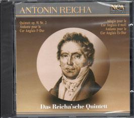 Anton Reicha: Quintett op. 91 nr. 2, Andante pour Cor Anglais in F & in Es, Adagio pour le Cor Anglais (NCA)