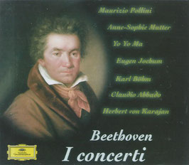 Ludwig van Beethoven: I Concerti (5CD, Deutsche Grammophon)