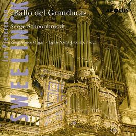 Jan Pieterszoon Sweelinck: Ballo del Granduca (Aeolus)