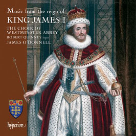 Music from the reign of King James I (Hyperion)