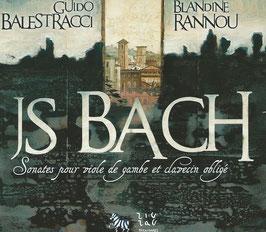 Johann Sebastian Bach: Sonates pour viole de gambe et clavecin obligé (ZigZag)